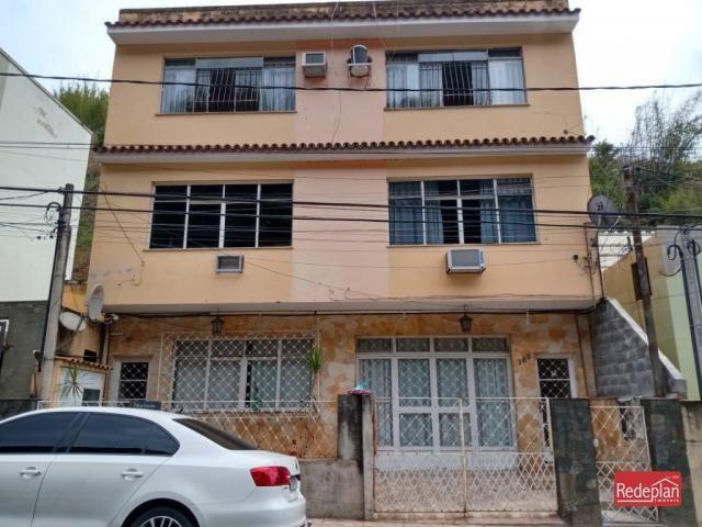 Apartamento para alugar com 2 dormitórios em Centro, Barra mansa cod:16274