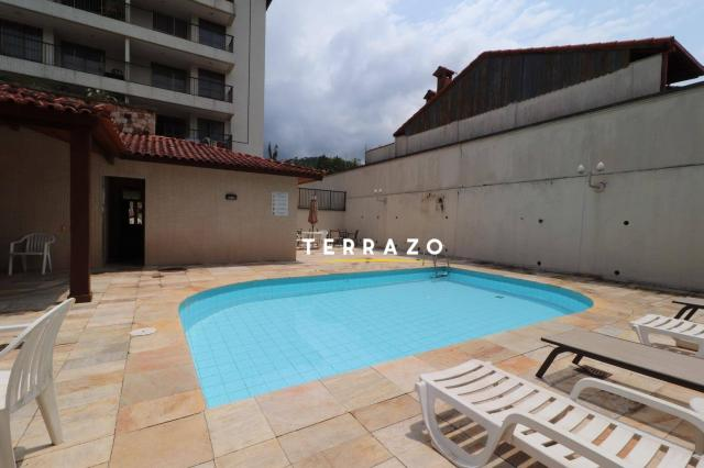 Apartamento com 2 dormitórios à venda, 68 m² por R$ 470.000,00 - Alto - Teresópolis/RJ - Foto 15