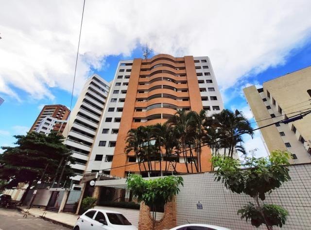 Apartamento à venda com 3 dormitórios em Aldeota, Fortaleza cod:DMV241 - Foto 2