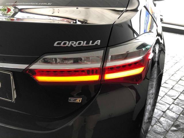 COROLLA 2017/2018 1.8 GLI UPPER 16V FLEX 4P AUTOMÁTICO - Foto 9