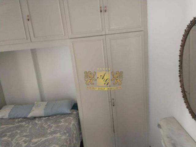 Cobertura com 3 dormitórios para alugar, 110 m² por R$ 3.000,00/mês - Icaraí - Niterói/RJ - Foto 6
