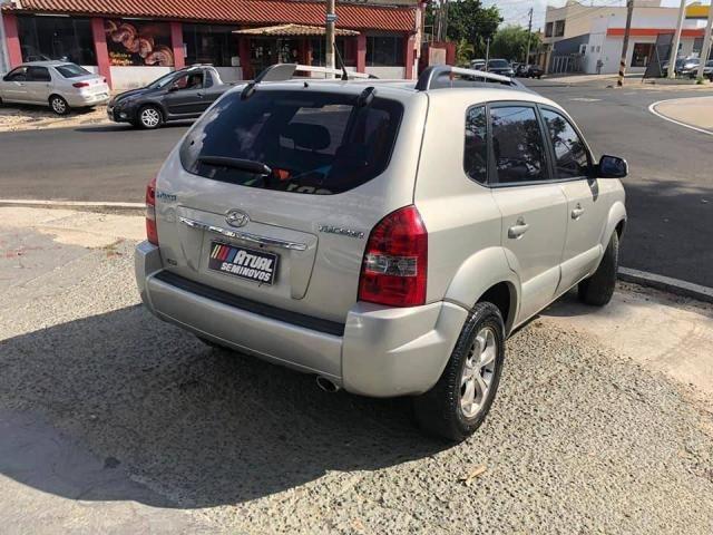Tucson 2010/2011 2.0 mpfi gls 16V 143CV 2WD gasolina 4P aautomático - Foto 4