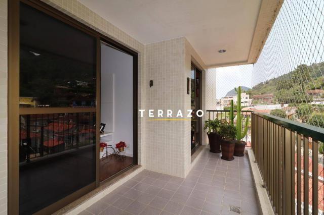 Apartamento com 2 dormitórios à venda, 68 m² por R$ 470.000,00 - Alto - Teresópolis/RJ