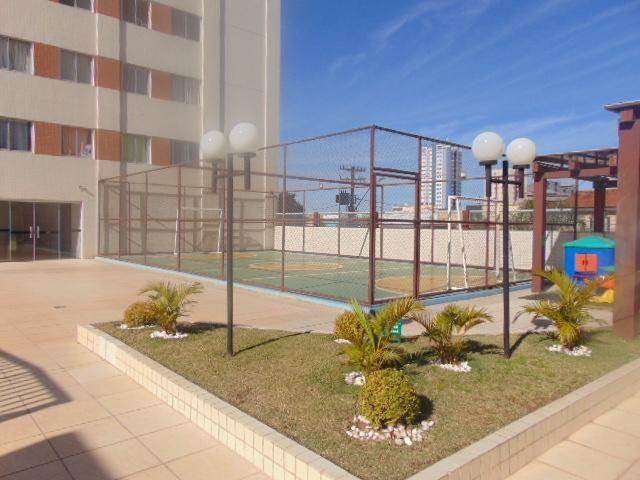 QR 120 - Apartamento com 2 dormitórios para alugar, 68 m² - Samambaia Sul/DF - Foto 2
