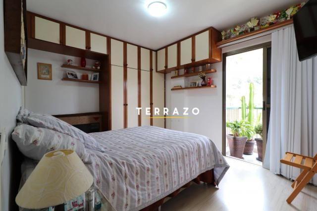 Apartamento com 2 dormitórios à venda, 68 m² por R$ 470.000,00 - Alto - Teresópolis/RJ - Foto 12