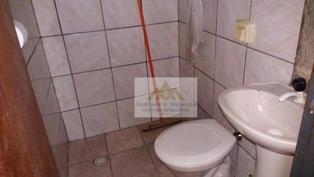 Casa residencial à venda, Ipiranga, Ribeirão Preto. - Foto 11