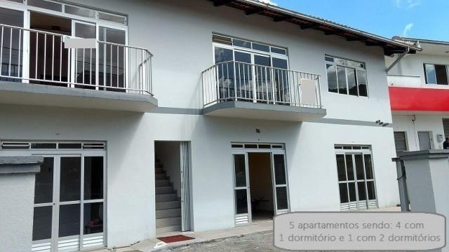 Apartamento para alugar com 1 dormitórios em Iririú, Joinville cod:L17204 - Foto 3