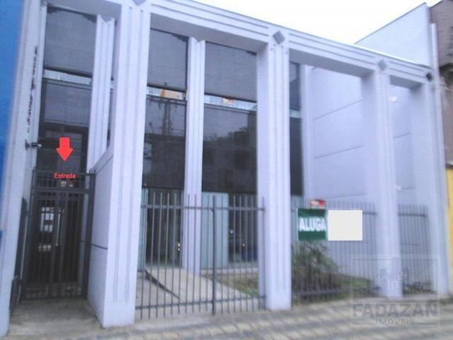 Studio com 1 dormitório para alugar, 38 m² por R$ 1.400,00/mês - São Francisco - Curitiba/
