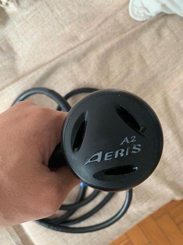 Regulador de mergulho completo Aeris a2 + Case