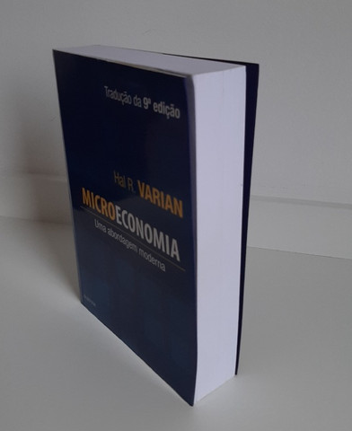 Livro Microeconomia - Hal Varian (9ª Edição) - Foto 2