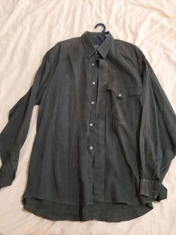 Camisas sociais 3 e 4 - Foto 4