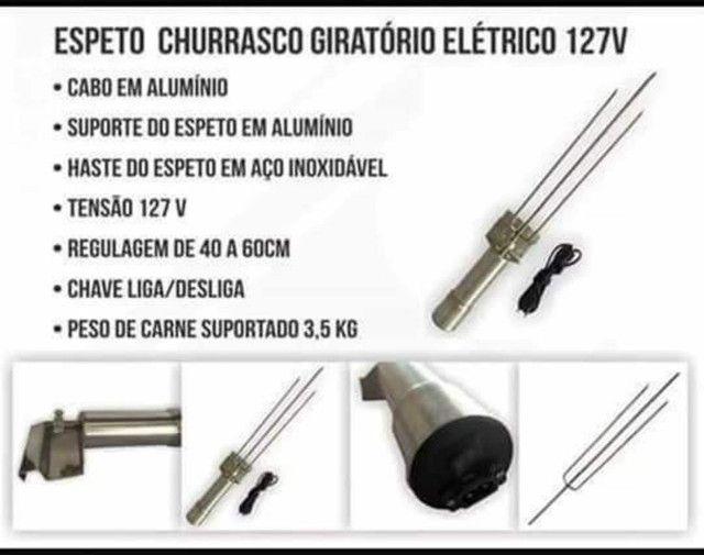 Espeto elétrico - Foto 2