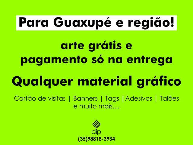 Clip Grafica Guaxupé - Foto 2