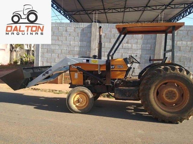 Concha agricola dianteira 50 a 75 cv (nova ) sem torocas - Foto 4