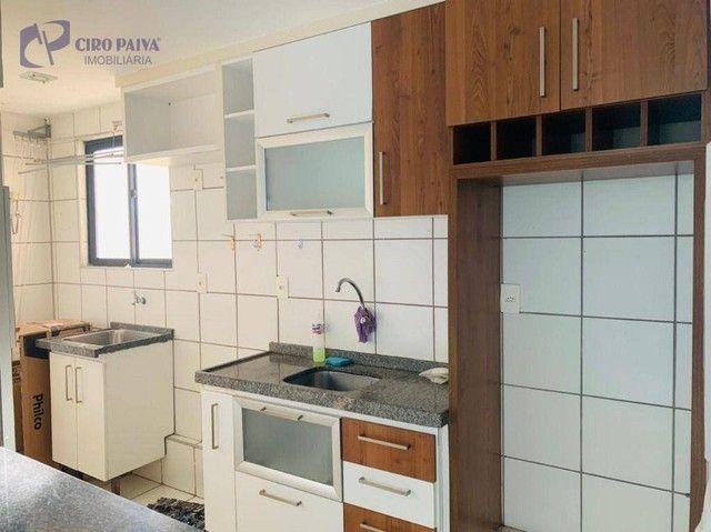 Apartamento com 2 dormitórios à venda, 72 m² por R$ 290.000,00 - Engenheiro Luciano Cavalc - Foto 16