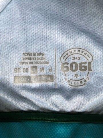 Camiseta do Coritiba  - Foto 3