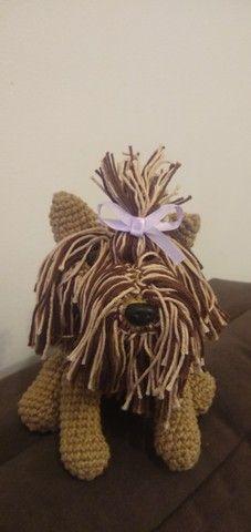 Cachorrinha Yorkshire Pronta entrega Dia das Mães  - Foto 2