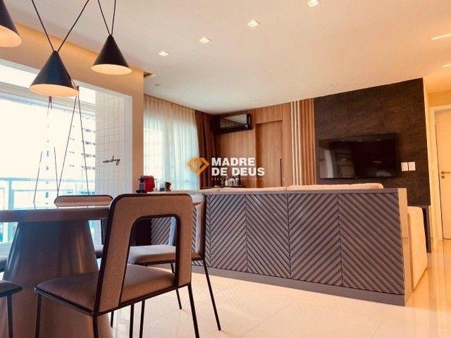 Excelente apartamento porteira fechada a duas quadras da Praia de Iracema - Foto 3