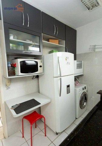 Apartamento em Piracicaba com 3 dormitórios, sala, banheiro e cozinha, 1 vaga, no Bairro N - Foto 2