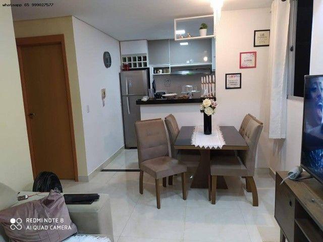 Apartamento para Venda em Várzea Grande, Ponte Nova, 2 dormitórios, 1 banheiro, 1 vaga - Foto 4