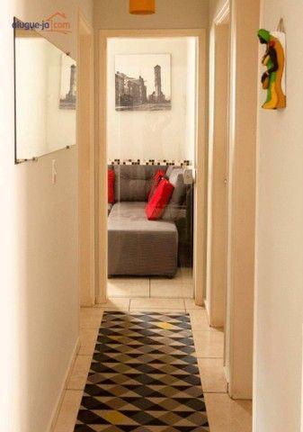 Apartamento em Piracicaba com 3 dormitórios, sala, banheiro e cozinha, 1 vaga, no Bairro N - Foto 9