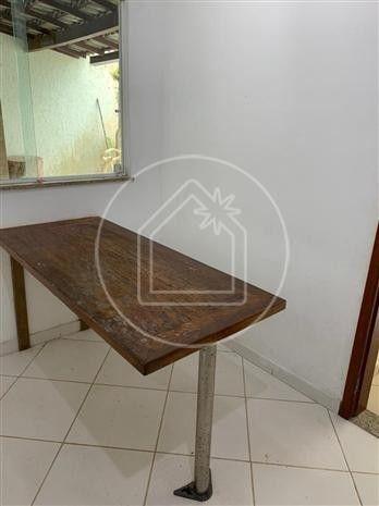 Casa de condomínio à venda com 3 dormitórios em Itaipu, Niterói cod:887954 - Foto 15