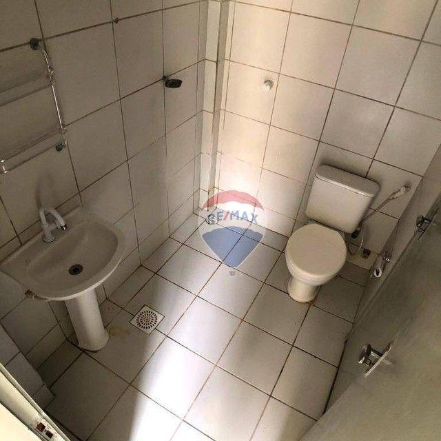 Apartamento com 2 dormitórios para alugar, 53 m² por R$ 790,00/mês - Edson Queiroz - Forta - Foto 15