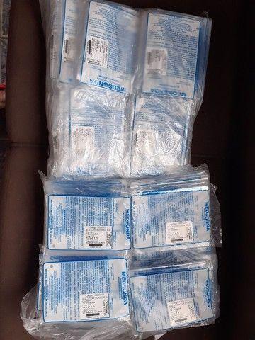 Bolsa de colostomia descartável 30mm Medsonda - Foto 2
