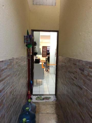 Casa Plana em Condomínio, 3 qtos à venda, 120 m² por R$ 260.000 - Lagoa Redonda - Fortalez - Foto 16