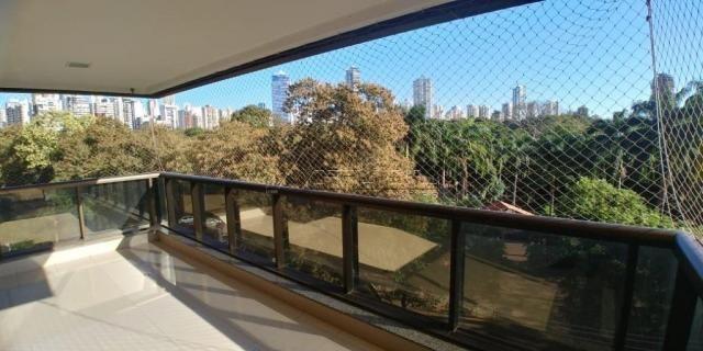 Apartamento à venda com 4 dormitórios em Setor oeste, Goiânia cod:10AP1396 - Foto 2