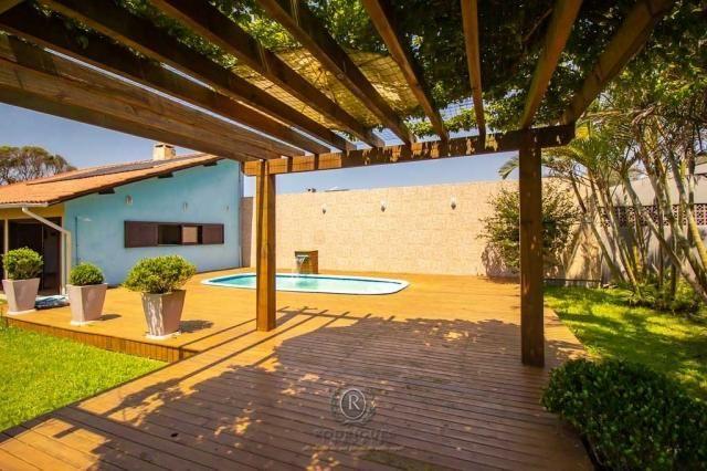 Casa com piscina 04 dormitórios Arroio do Sal RS - Foto 11