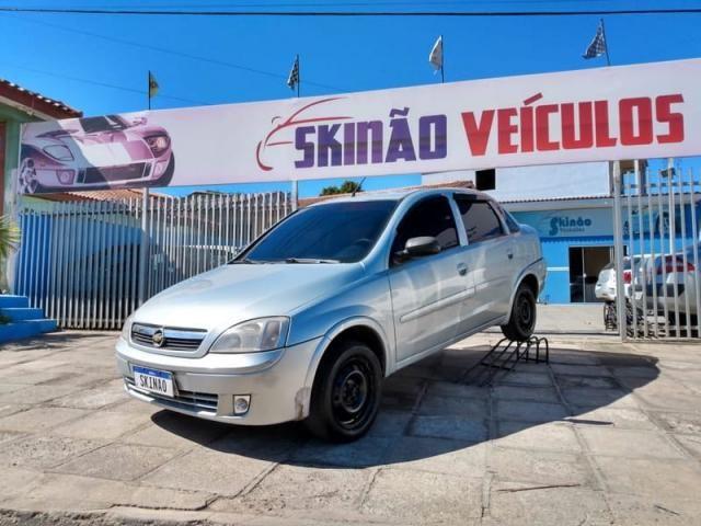 Chevrolet Corsa Sedan Premium 1.4 8v 4p 2008 Flex