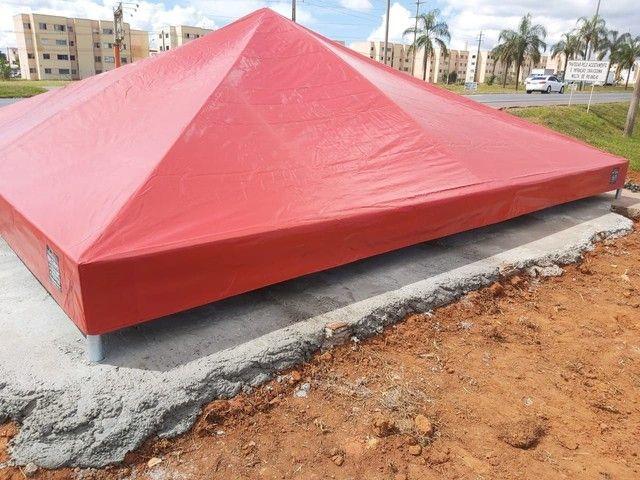 tenda piramidal 6x6 - Foto 4