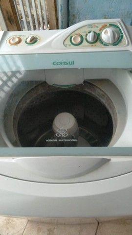 Máquina de lavar consul 8KG (Entrego com garantia) - Foto 6