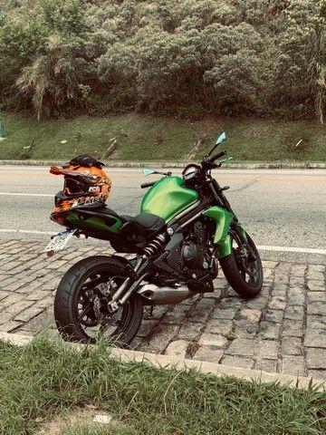 Kawasaki er6n 2013 - Foto 5