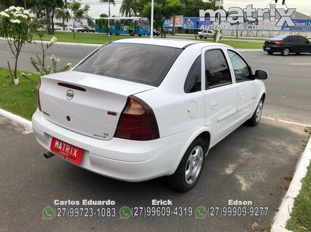 Corsa Sedan Premium 1.4 8V Econoflex 4p - Foto 4