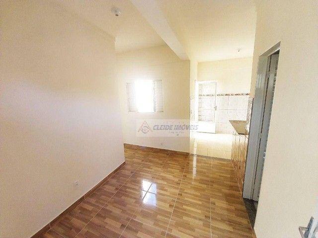 Apartamento com 2 dormitórios para alugar, 40 m² por R$ 1.250,00/mês - Boa Esperança - Cui