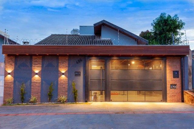 Casa planejada no São Francisco