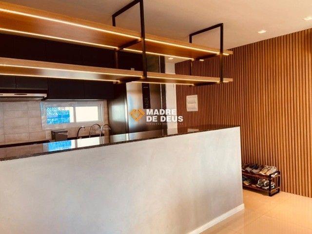 Excelente apartamento porteira fechada a duas quadras da Praia de Iracema - Foto 11