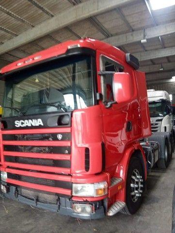 Scania R114 GA 4x2 NZ 380 - Foto 4