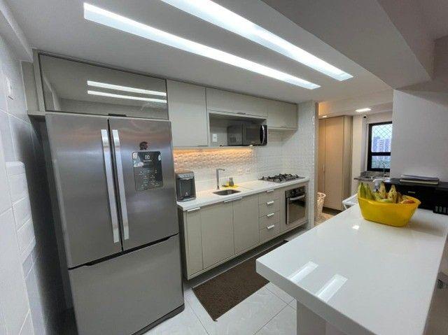 Colina A, apartamento 3/4,suíte,finamente decorado,vista mar,2 vagas - Foto 19