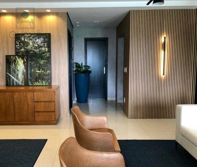 Apartamento com 3 quartos à venda, 168 m² por R$ 1.350.000 - Jardim Aclimação - Cuiabá/MT - Foto 2