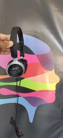 Headphone com microfone - Foto 6
