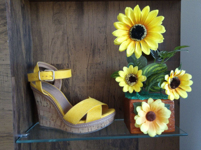 Sapatos N° 35,36 usados apenas uma vez  - Foto 4