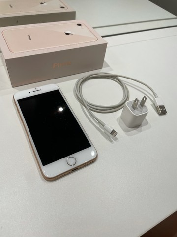 iPhone 8 Rose 64 GB - Foto 2