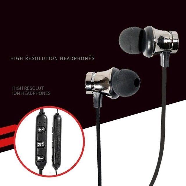 Fone De Ouvido Com Bluetooth / Sensor De Movimento Com Microfone Hd Sem Fio / - Foto 5