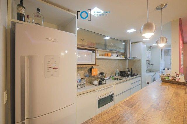 Apartamento à venda com 2 dormitórios em Três figueiras, Porto alegre cod:VZ6072 - Foto 5