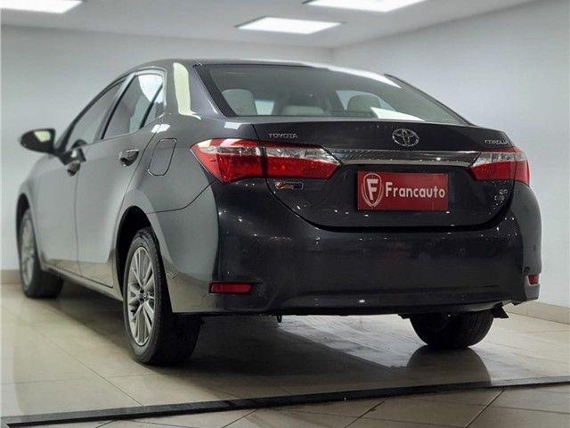 Toyota Corolla 2017 2.0 xei 16v flex 4p automático - Foto 7