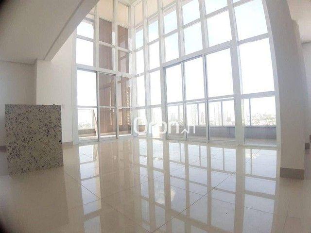 Apartamento Duplex com 2 dormitórios à venda, 145 m² por R$ 923.000,00 - Setor Oeste - Goi