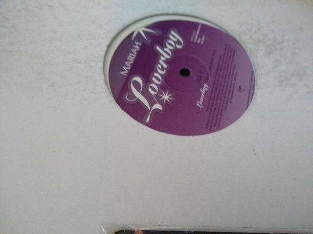 Mariah Carey discos vinil remixes - Foto 5